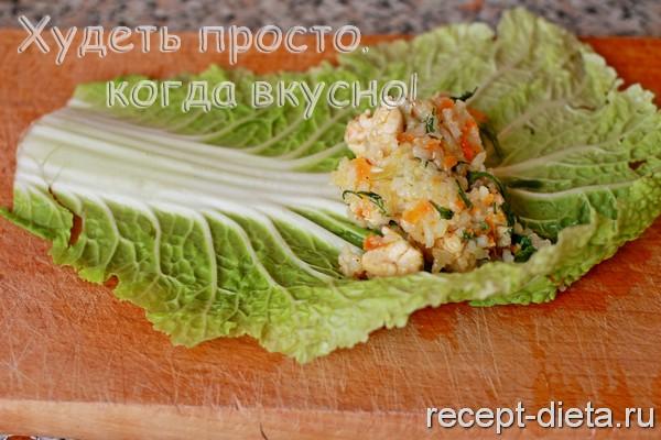Голубцы из капусты рецепты простые и вкусные