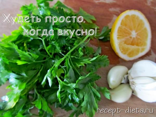 хумус классический рецепт