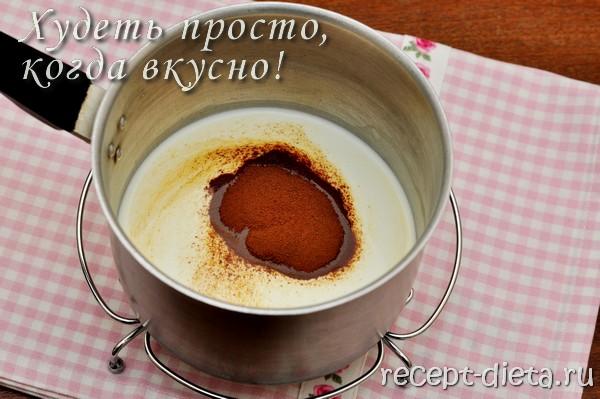 рецепт панна котты с кофе