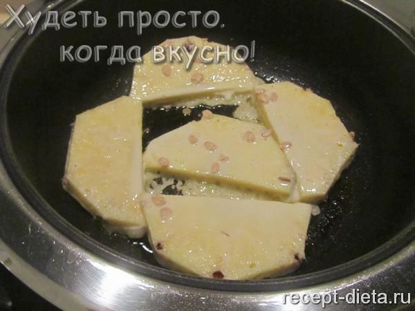 жареные ананасы в кляре рецепт