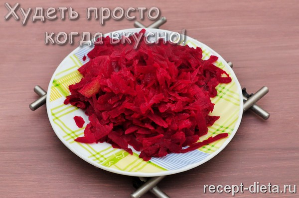 борщ без картошки рецепт