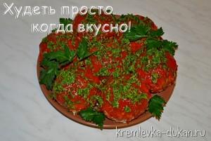 котлеты с гречкой и фаршем
