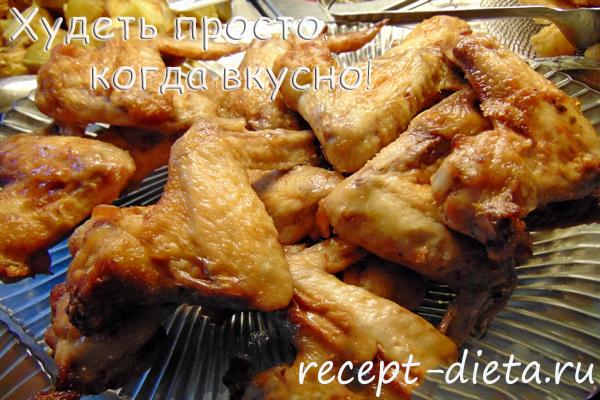 курица на кето диете
