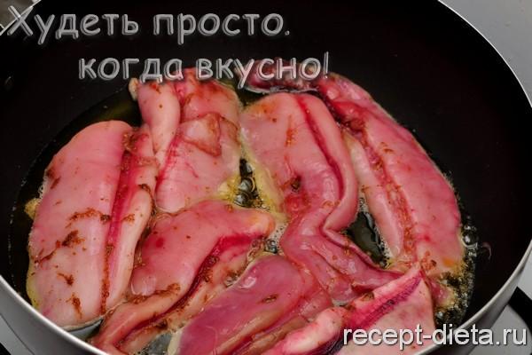 жареные молоки лососевых рецепт