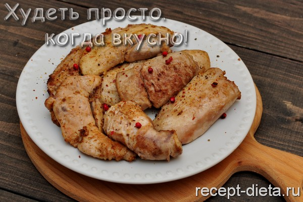 Рецепты из молоки рыб диетические