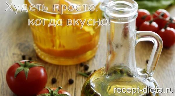 легкие заправки для салатов