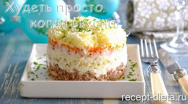 легкие заправки для салатов рецепты