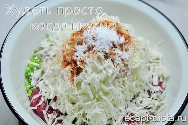 капустная запеканка рецепт