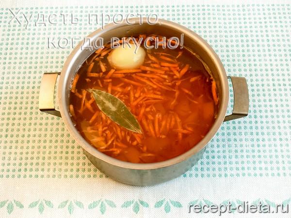 овсяный суп пошаговый рецепт