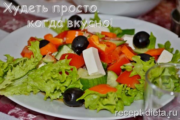 как выбрать салат в магазине