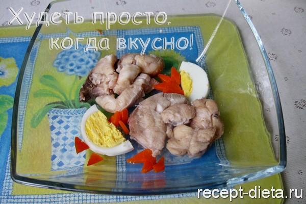 заливная рыба пошаговый рецепт с фото