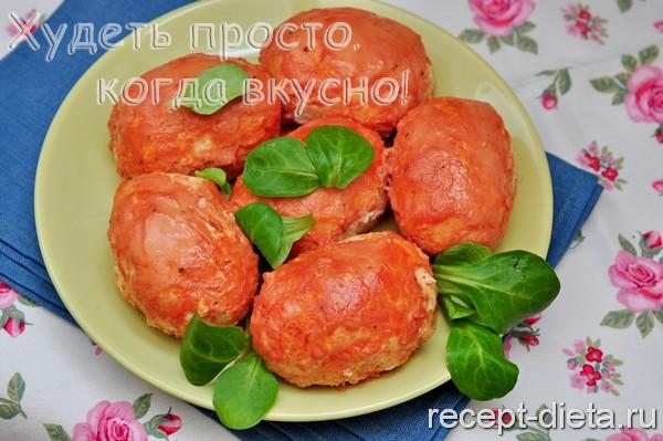 диетические рецепты для похудения с фото пошагово